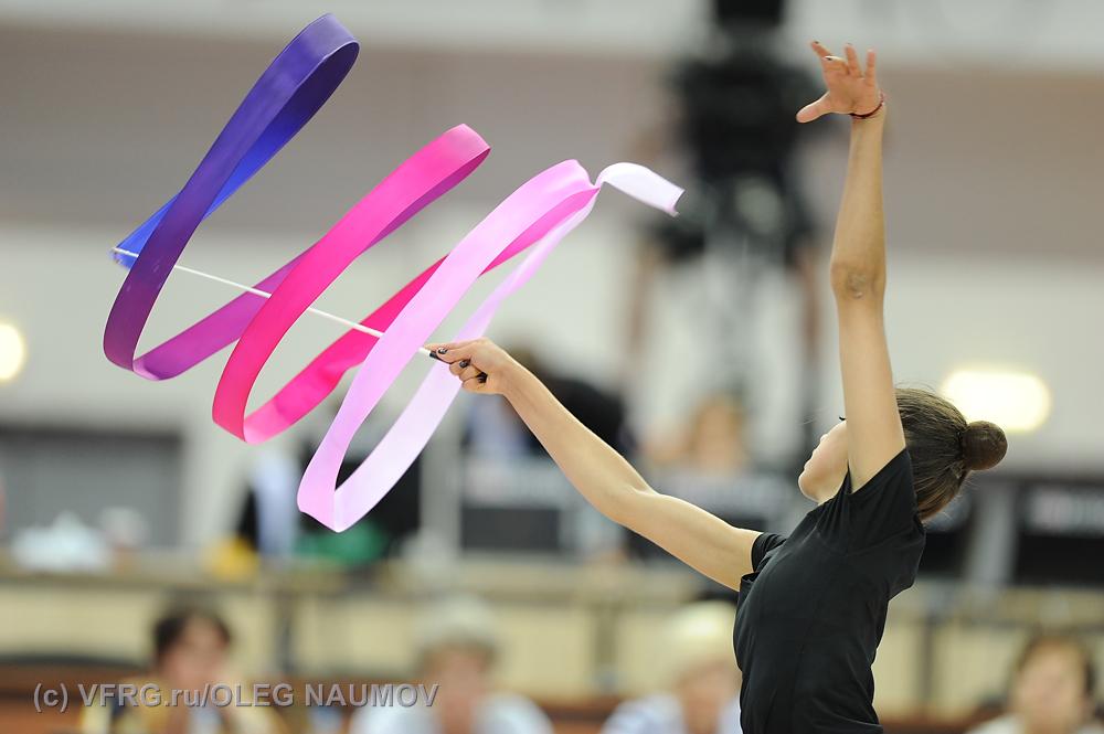 Фото художественной гимнастики лента